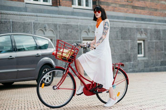 divatos bicikli