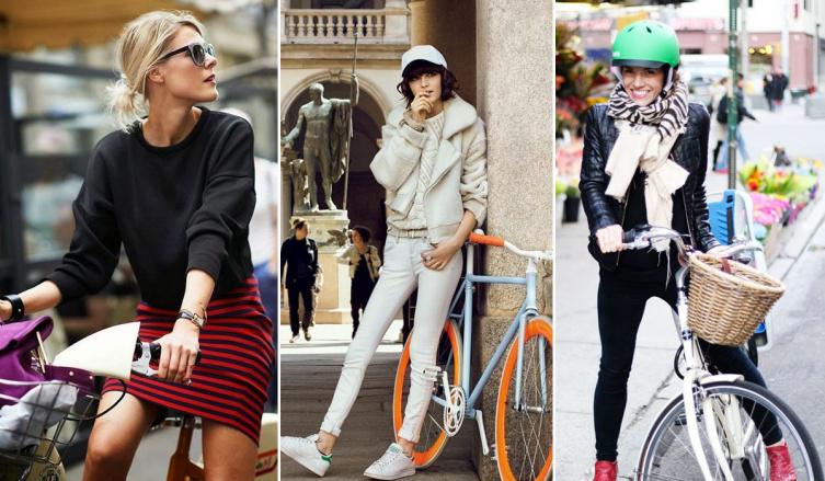 trendi kerékpár